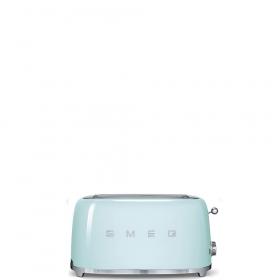 Тостер на 4 ломтика. SMEG TSF02PGEU