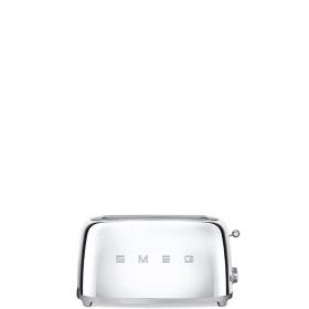 Тостер на 4 ломтика. SMEG TSF02SSEU